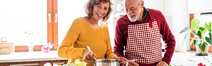 7 Essential Foods for Healthy Aging